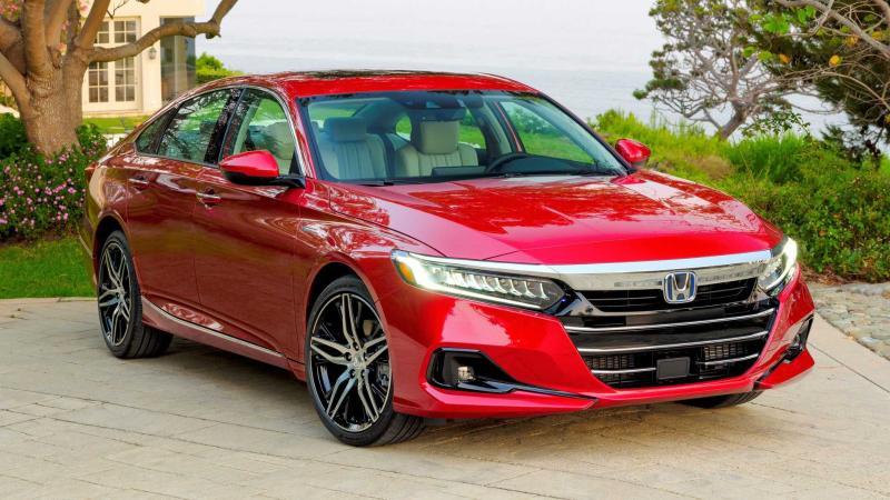 2021 Honda Accord dikemaskini! Rekaan baru dengan tambahan kelengkapan! 02