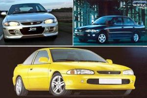 The Proton Putra, Satria GTI and Wira 1.8 EXI - once marvels of Malaysian motoring