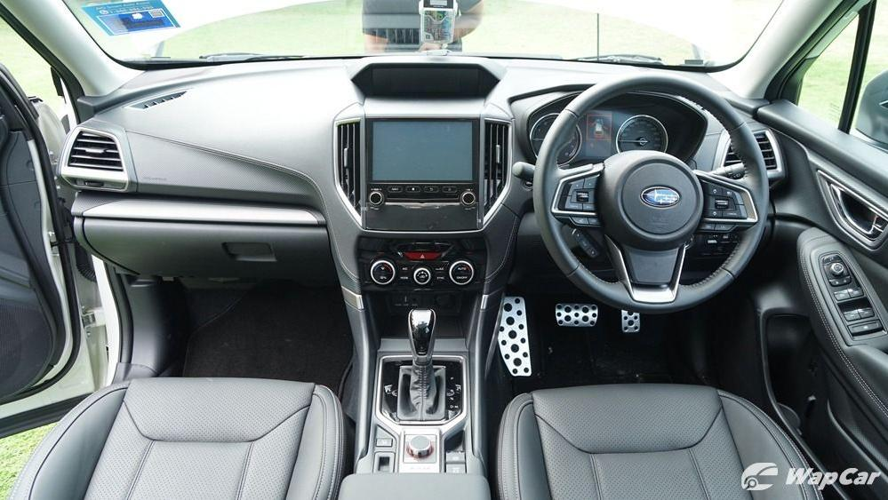2019 Subaru Forester 2.0i-S EyeSight Interior 001