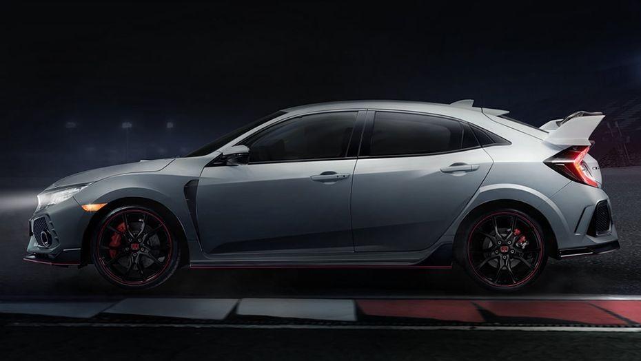 Honda Civic Type R (2018) Exterior 007