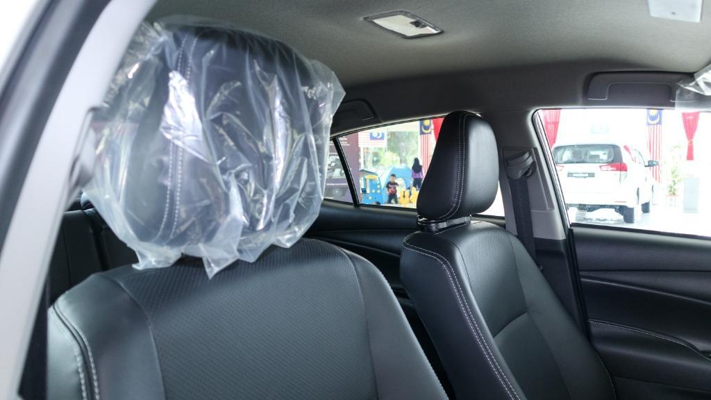 2019 Toyota Vios 1.5G Interior 021