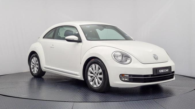 2013 Volkswagen BEETLE TSI 1.2