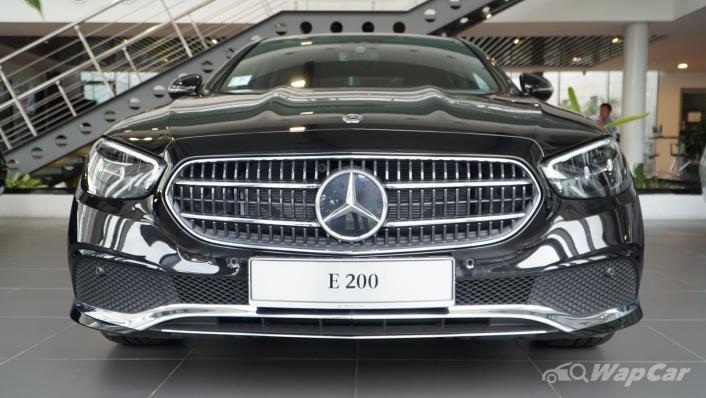 2021 Mercedes-Benz E-Class E200 Avantgarde Exterior 002
