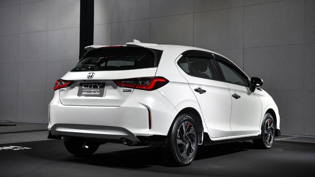 2021 Honda City Hatchback International Version Exterior 022