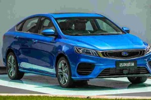 Is the Geely Binrui (Proton S50) a worthy successor to the Proton Preve?