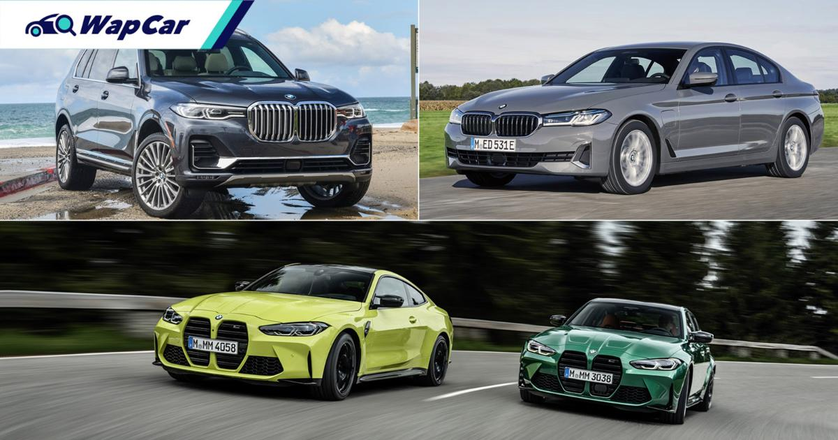 What Will Bmw Malaysia Be Launching In 2021 5 Series Facelift X7 Ckd And More Wapcar