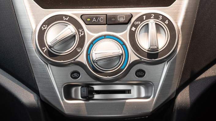 2018 Perodua Axia Advance 1.0 AT Interior 010