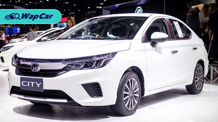 2020 Honda City is now Thailand's best-selling B-segment sedan 01
