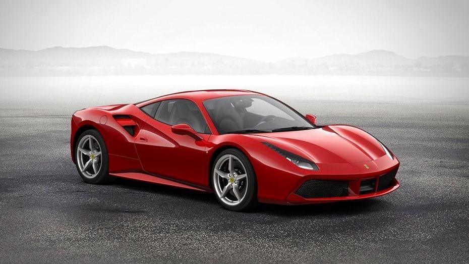 Ferrari 488 (2015) Exterior 023