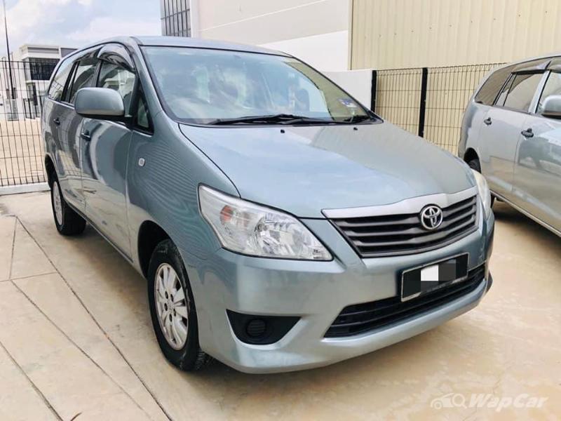 Panduan: Toyota Innova terpakai, MPV gagah boleh pakai sampai kiamat kini serendah RM 20k! 02