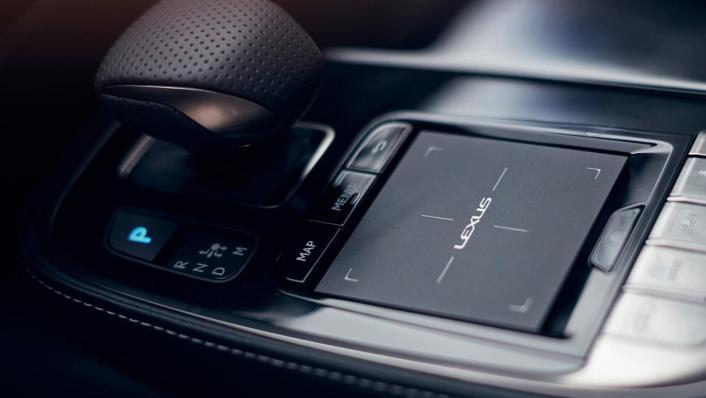 2020 Lexus LS Interior 005