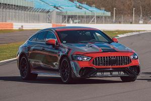 2021 Mercedes-AMG GT 73e hybrid 4-door coupe revealed – 800 PS, 4.0L V8