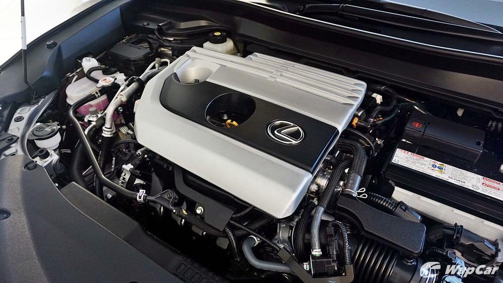 2020 Lexus UX 200 Luxury Others 002