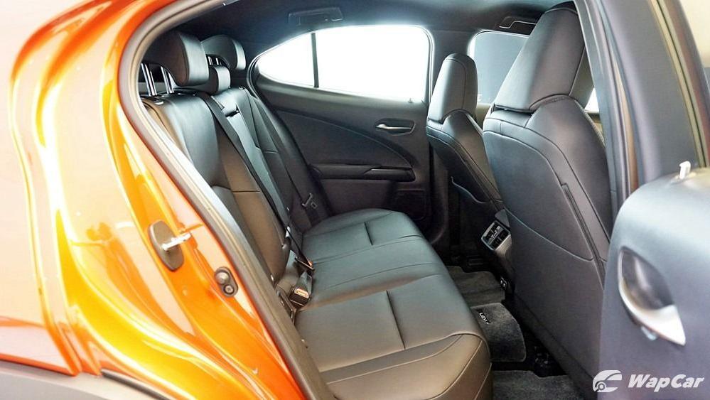 2020 Lexus UX 200 Urban Interior 039