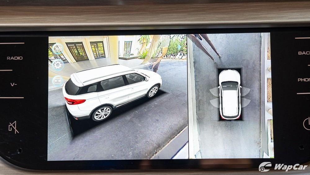 2020 Proton X70 1.8 Premium 2WD Interior 020