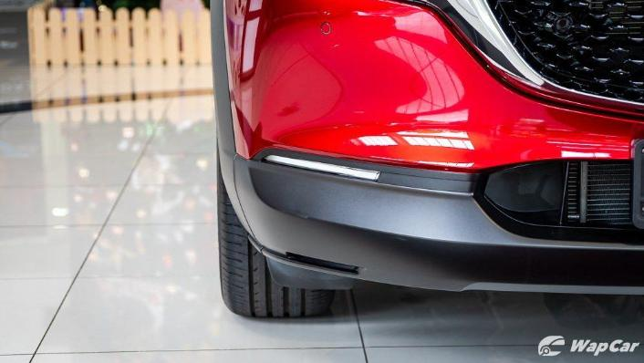 2019 Mazda 3 Sedan 2.0 SkyActiv High Plus Exterior 009
