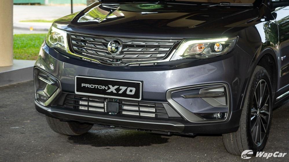 2020 Proton X70 1.8 Premium 2WD Exterior 019
