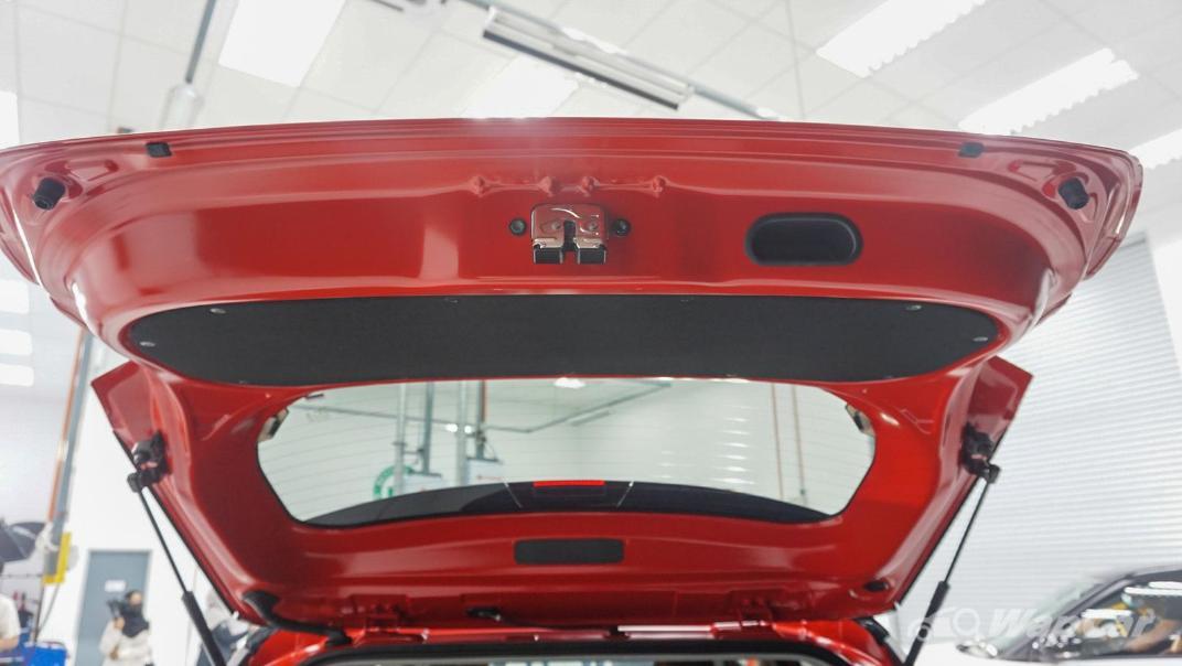 2021 Perodua Ativa 1.0L Turbo AV Interior 051