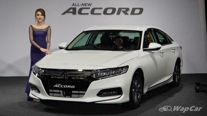 Honda Accord adalah sedan segmen D yang paling laris di Malaysia 02