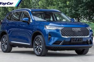 SUV No.1 di China, Haval H6 bakal tembus pasaran Malaysia. Proton X70 boleh tergugat?