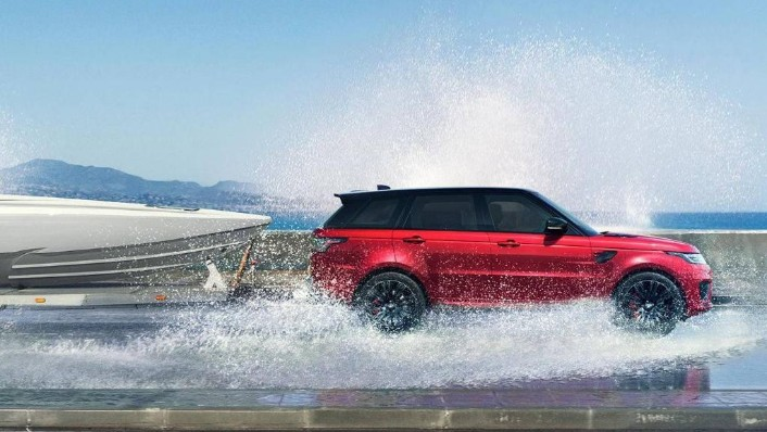 Land Rover Range Rover Sport (2017) Exterior 008
