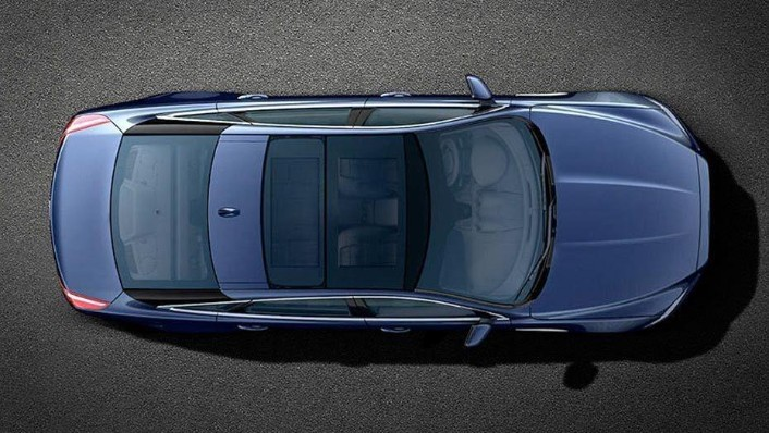 Jaguar XJ (2017) Exterior 009