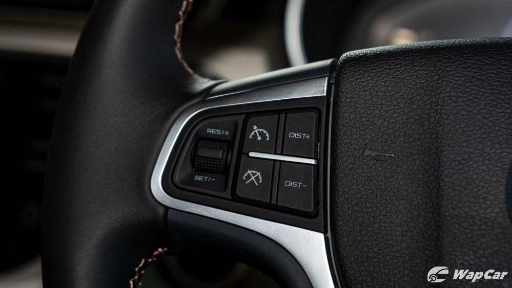 2020 Proton X70 1.8 Premium 2WD Interior 011