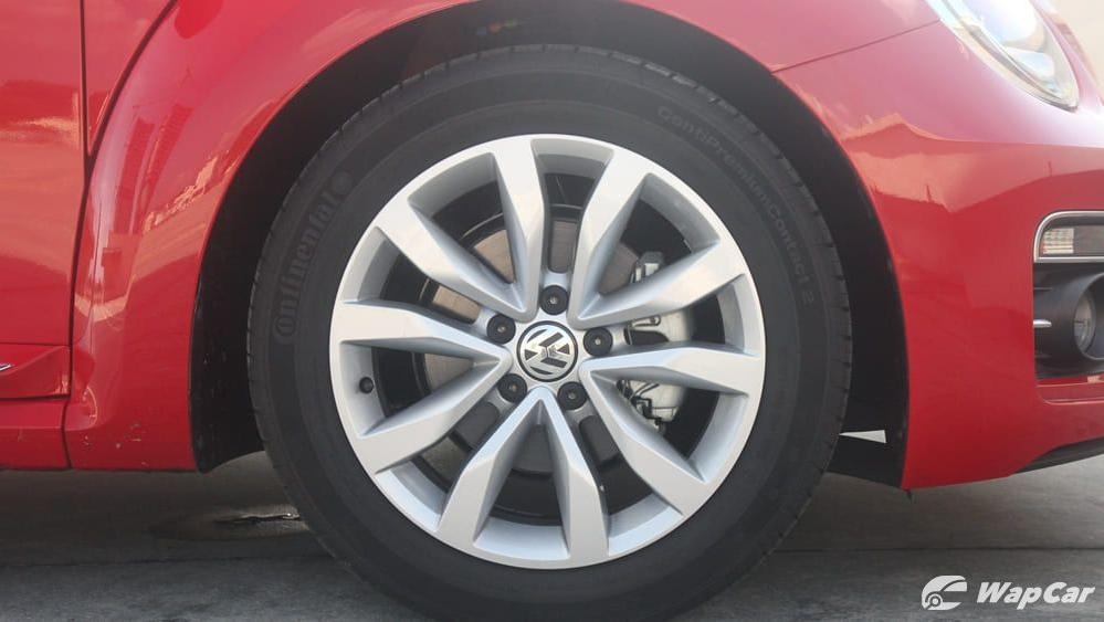 2018 Volkswagen Beetle 1.2 TSI Sport Exterior 026