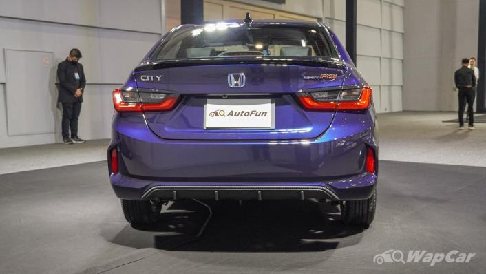 2021 Honda City International Version Exterior 004