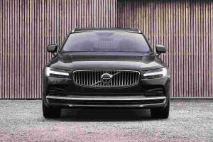 New 2020 Volvo S90 facelift revealed; mild hybrid option, upgraded B&W sound system