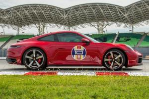 Porsche Malaysia is giving out a 911 GT Edition 1:18 diecast but you have to win it