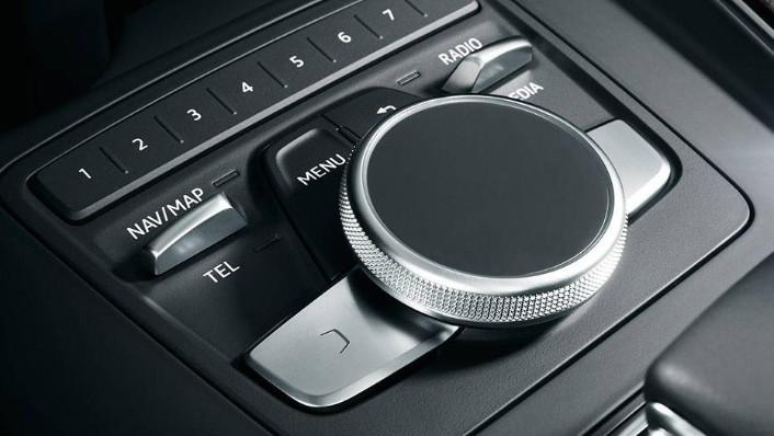 Audi A4 (2019) Interior 009