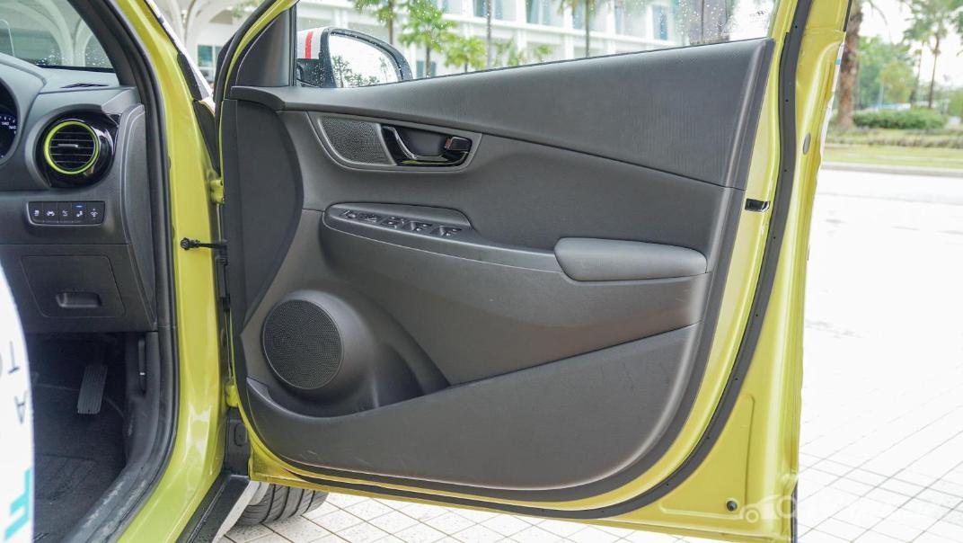 2020 Hyundai Kona 1.6 T-GDi High Interior 043