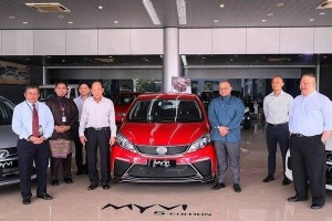 Perodua: Brunei's Perodua Myvi S-Edition is not authorised