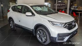 2021 Honda CR-V 1.5 TC-P 4WD Exterior 006