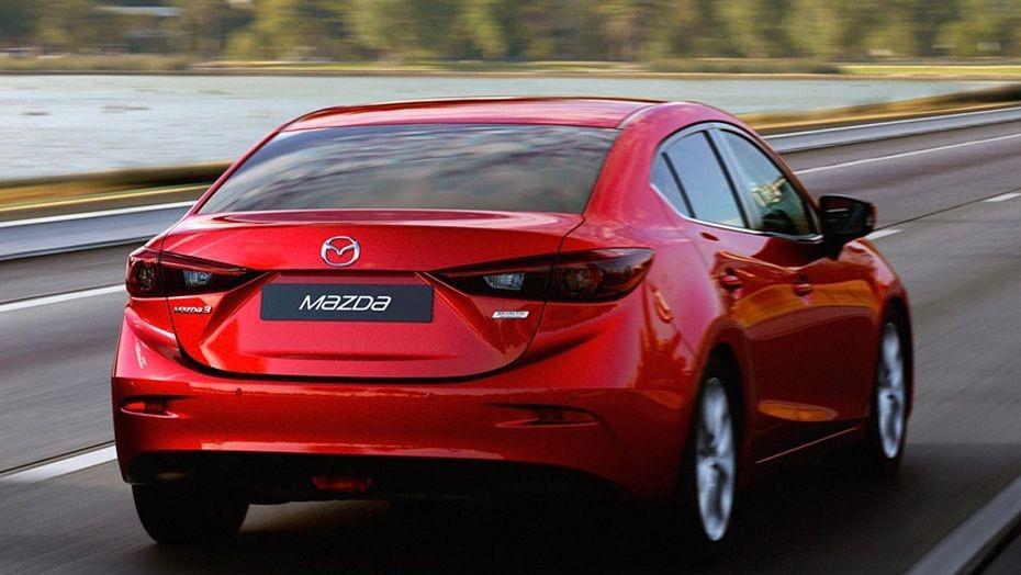 Mazda 3 Sedan (2018) Exterior 004