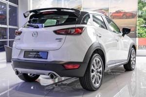 Mazda CX-3 2020 Limited Edition – 25 unit sahaja, RM 14k lebih mahal!