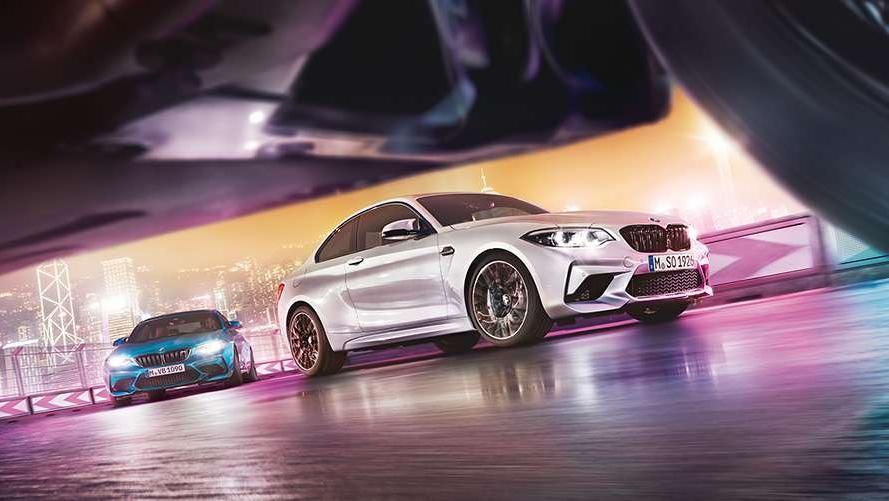 BMW M2 Coupe (2019) Exterior 005