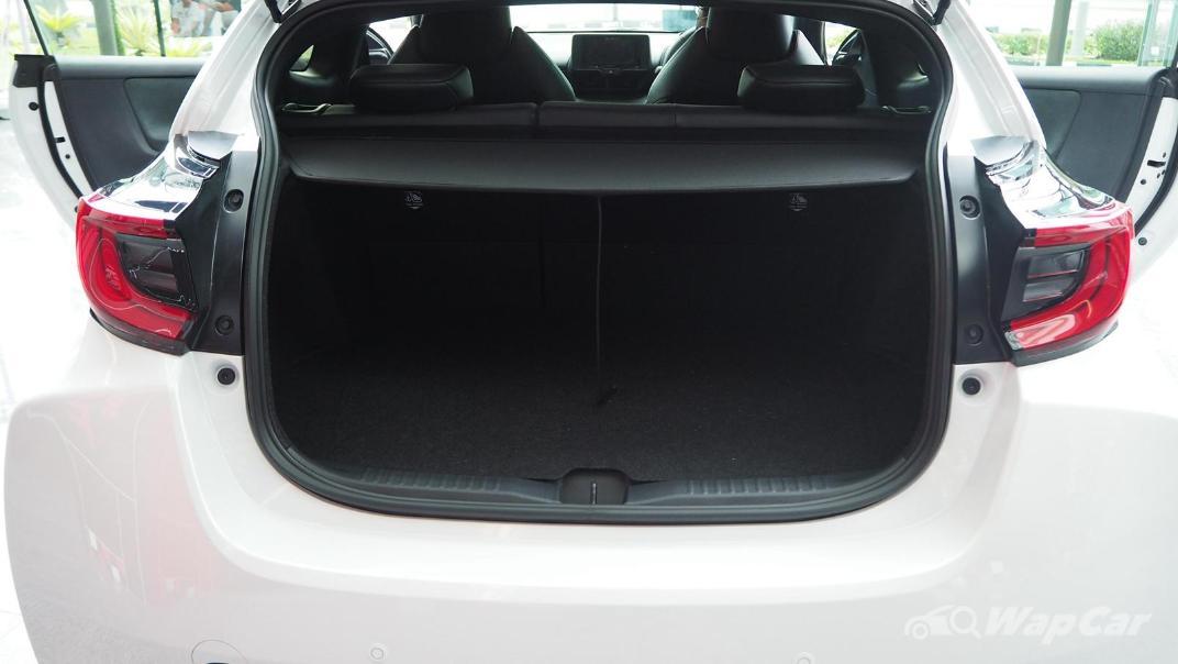 2021 Toyota GR Yaris Interior 036