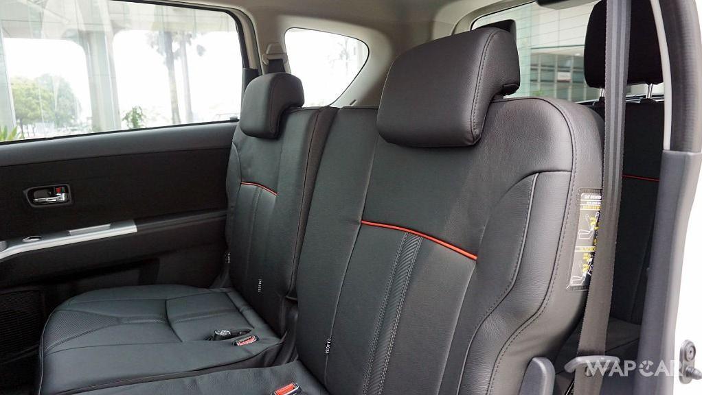 2018 Perodua Alza 1.5 AV AT Interior 032