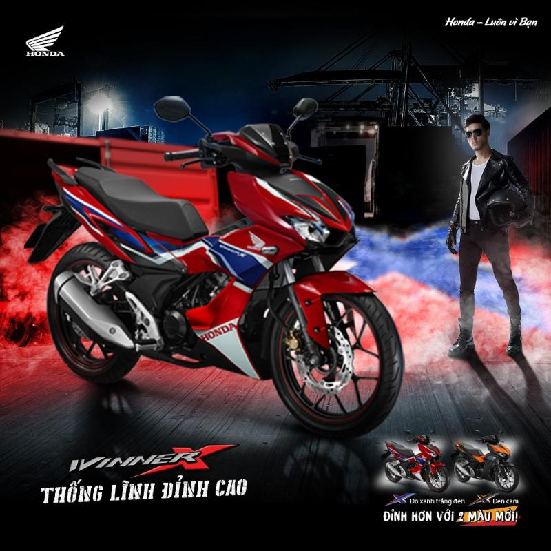 'Goyang' dengan Exciter 155 VVA! Honda Winner X bakal lebih berkuasa, canggih? 02