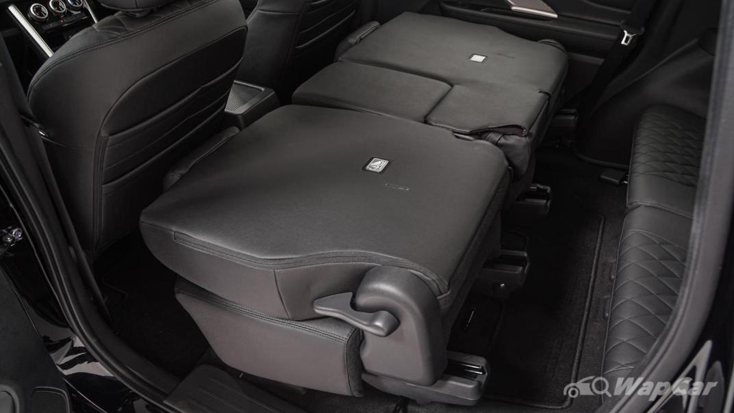 2020 Mitsubishi Xpander 1.5 L Interior 044
