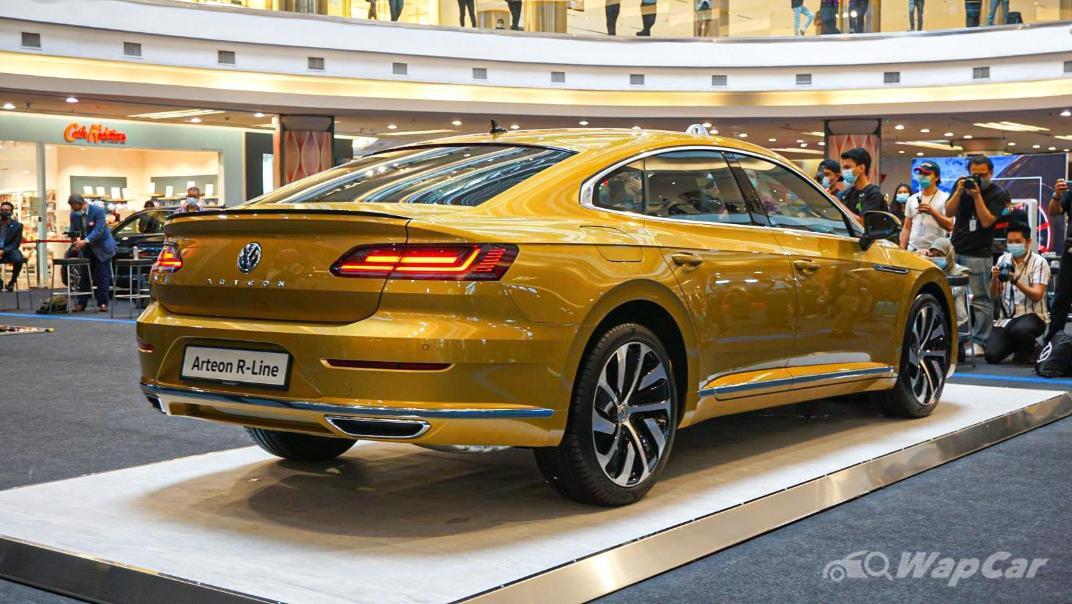 2020 Volkswagen Arteon 2.0 TSI R-Line Exterior 005