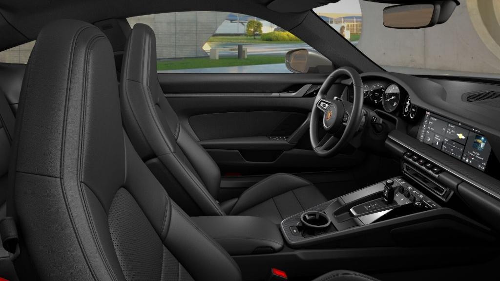 2019 Porsche 911 Carrera S Cabriolet Interior 002