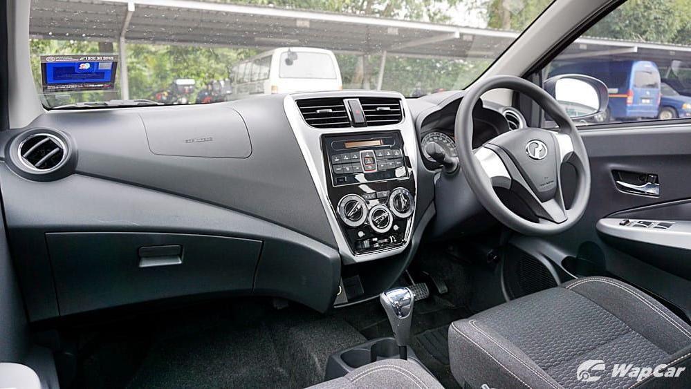 2019 Perodua Axia Style 1.0 AT Interior 002