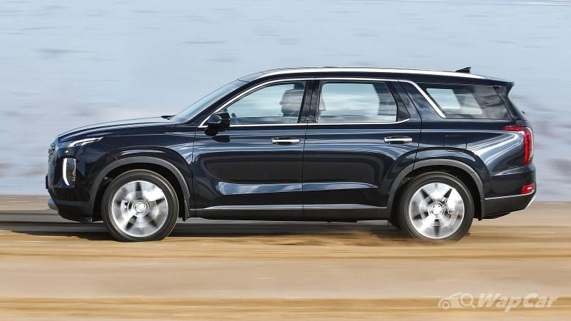 Singapore's 2021 Hyundai Palisade could offer clues to the Malaysian-spec car 02