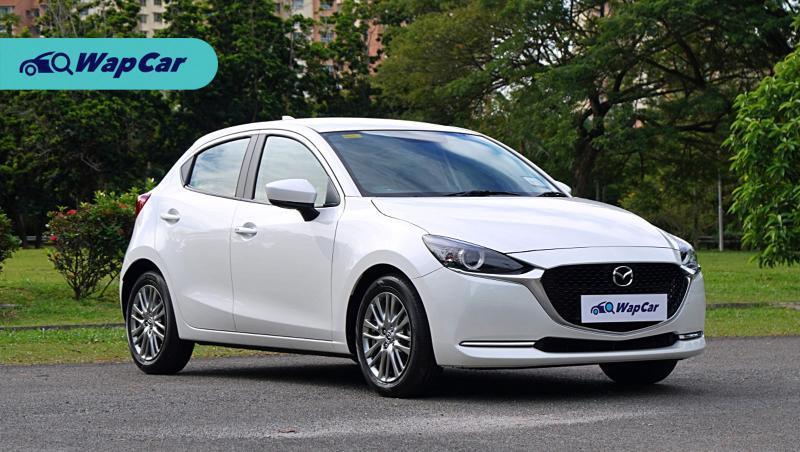In Brief: 2020 Mazda 2 1.5 Hatchback - The most expensive hatchback in its segment! 01