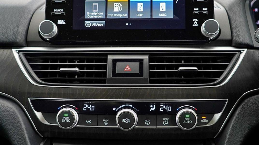 2020 Honda Accord 1.5TC Premium Interior 024