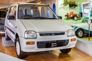 Have you been to Malaysia's National Automobile Museum? It's really small