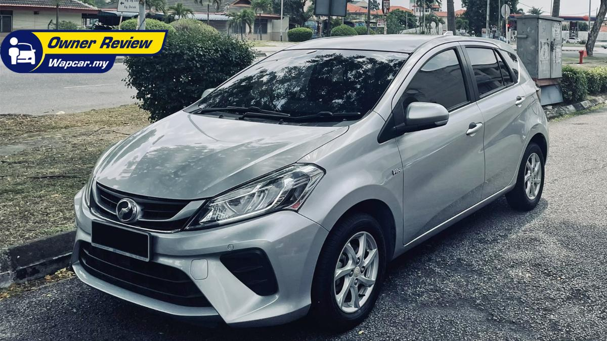 Owner Review: Slight modifications to make it truly mine - My 2018 Perodua Myvi 1.3G 01